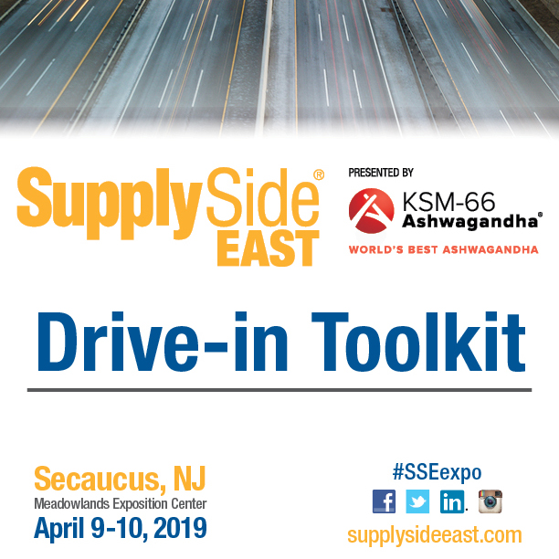 SupplySide East 2019 - Attendee Resources